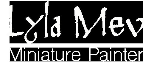 Lyla Mev Miniature Painter